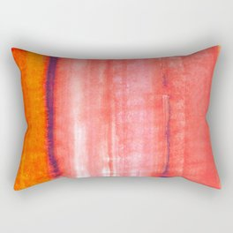 Summer heat Rectangular Pillow