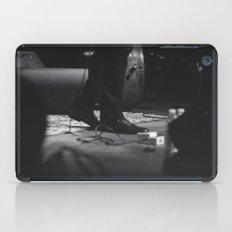 on stage iPad Case
