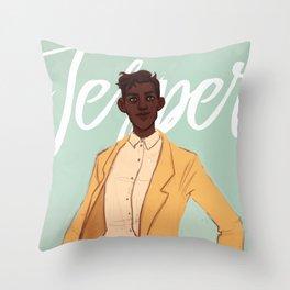 Jesper Throw Pillow