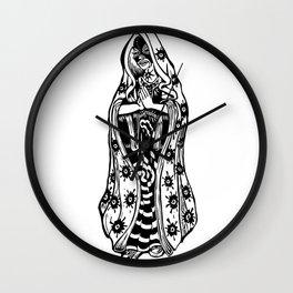virgencity Wall Clock