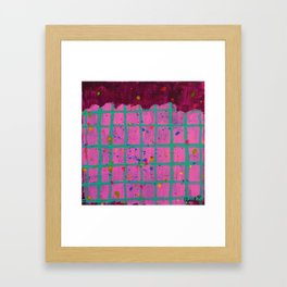 Curiosity Street Framed Art Print