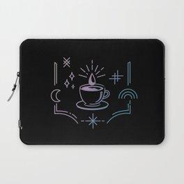 Mystic Coffee Laptop Sleeve