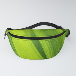 The Details in the Grass Fanny Pack