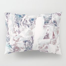 Mountain diamond Pillow Sham
