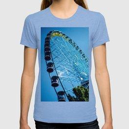 Texas Star, Texas State Fair, Ferris Wheel, Dallas T-shirt