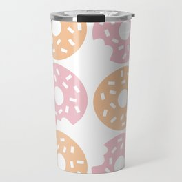 Six Sprinkled Donuts Travel Mug