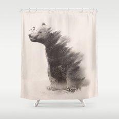 no harm Shower Curtain