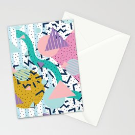 MEMPHIS CIRCUS Stationery Cards