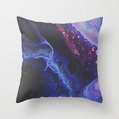Astral Plane Throw Pillow