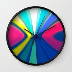 The Inside Wall Clock