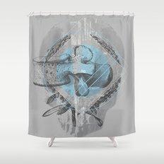 To Faint Shower Curtain