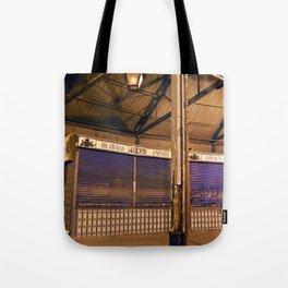 MERCATO ANTICO - VALENCIA - ESPANA Tote Bag