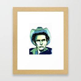 Dean James Framed Art Print