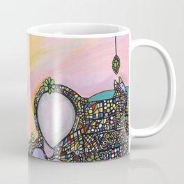 Naked Face Coffee Mug