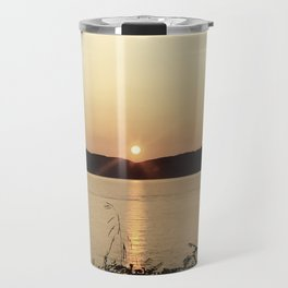 Hudson Sunset Travel Mug