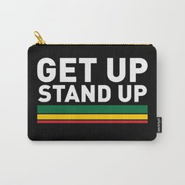 Get Up Stand Up / Rasta Vibrations Carry-All Pouch