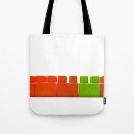 majority or minority Tote Bag
