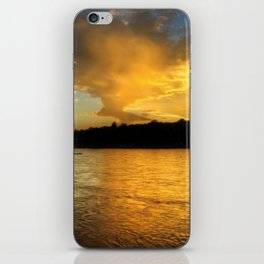 when the light turns to gold... iPhone Skin