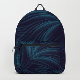 feathers in the wind Backpack