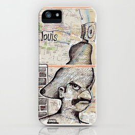 St. Louis, Missouri iPhone Case