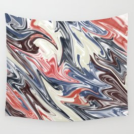 Abstract 187 Wall Tapestry