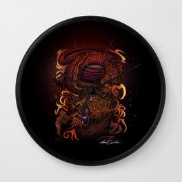 Dragon (Signature Design) Wall Clock