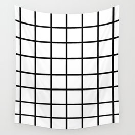 Grids Wall Tapestry