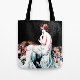 Tell The Wolves Tote Bag
