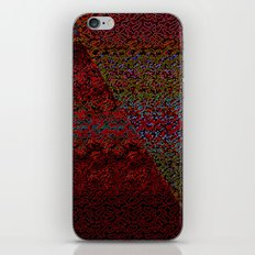 LIVE IT UP iPhone & iPod Skin