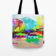 Homeland (collaboration w/ Matt Gilles) Tote Bag