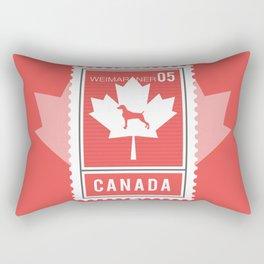 CANADA WEIM STAMP Rectangular Pillow