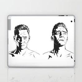 Many faces Laptop & iPad Skin