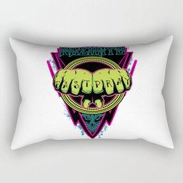 NAZIRITE: Fast and Pray Rectangular Pillow
