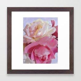 Poster Pink Framed Art Print