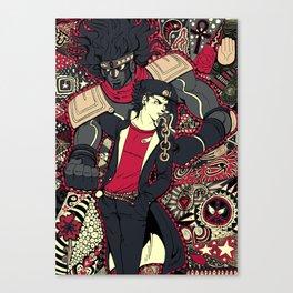 JOJOHEMIAN Canvas Print