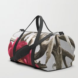 Antler Flower Duffle Bag