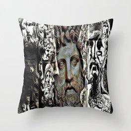 Phillip of Macedon series 6 Throw Pillow