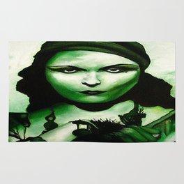 Green Goddess Rug