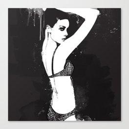 Wet Paint Canvas Print
