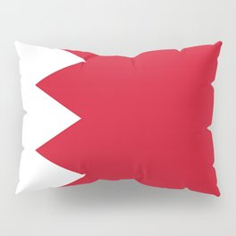 Flag Of Bahrain Pillow Sham