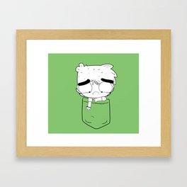 Pocket O' Shane Framed Art Print