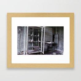 Chernobyl - медикаменти Framed Art Print