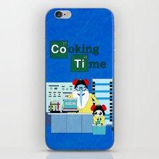 Icekingberg (AdventureTime+BreakingBad) iPhone & iPod Skin