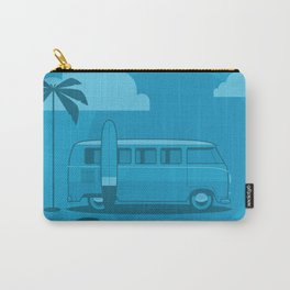 Van Life Nº 2 Carry-All Pouch
