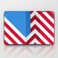 flag iPad Cases featuring Flag by Ryan Winters