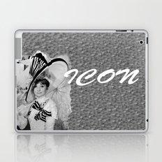 Audrey Hepburn ICONIC ICON BEAUTY SCENE Laptop & iPad Skin