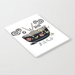 OISHII Noodle Bowl Notebook