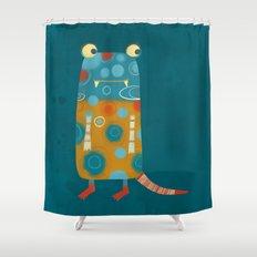 Monster Esme Shower Curtain