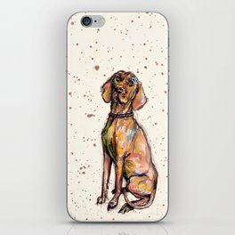 Hungarian Vizsla Dog iPhone Skin