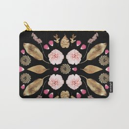 BOTANICAL COLLAGE N3 Carry-All Pouch